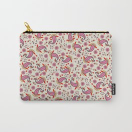 Elle Print Carry-All Pouch