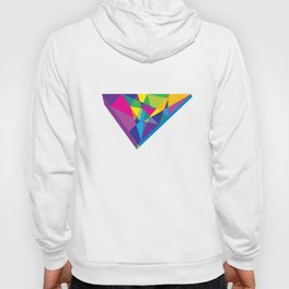 bright abstraction 3 Hoody