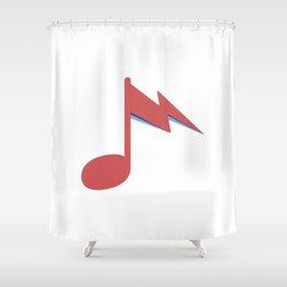Thunder & Lightning Shower Curtain