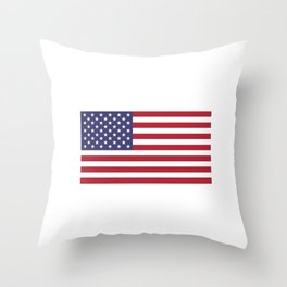 DD-214 Alumni USA Active Duty Discharge Veteran Throw Pillow