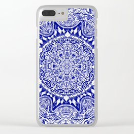 Mehndi Clear iPhone Case
