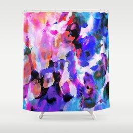 Lets Paint   Shower Curtain
