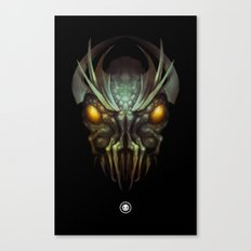 Xenos - Explorator Canvas Print