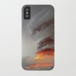 Hot Tower iPhone Case