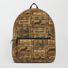 Moose Cabin Backpack