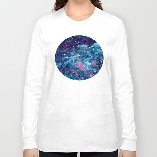Galaxy 02 Long Sleeve T-shirt