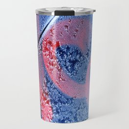 Urban Abstract 104 - frosted! Travel Mug