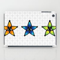 kingdom hearts iPad Cases featuring Kingdom Hearts - Wayfinders by Lunil