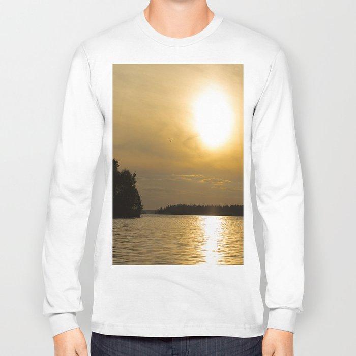 Against The Sun Bridge Long Sleeve T-shirt