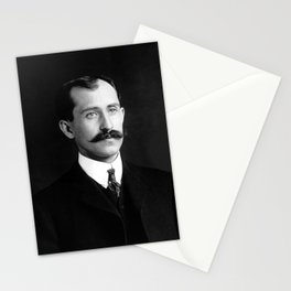 Orville Wright Portrait - 1905 Stationery Cards