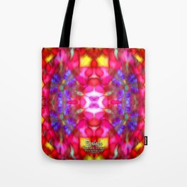 Kaleidoscope Wonder II Tote Bag
