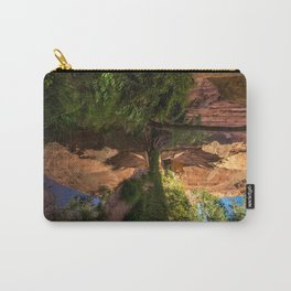 Coyote Gulch Canyon Reflection - Utah Carry-All Pouch
