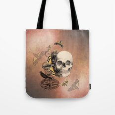 Death's Head Moth Tote Bag