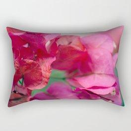 Spring Bougainvillea 1 Rectangular Pillow