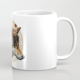 Wild Child - Wolf Coffee Mug