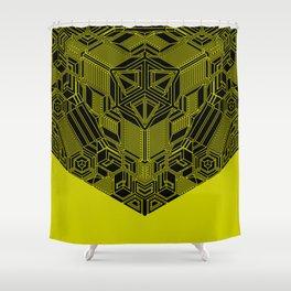 Antibody Shower Curtain