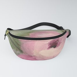 PINK ROSE SHABBY Fanny Pack
