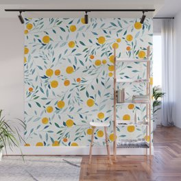 Orange Tree Wall Mural