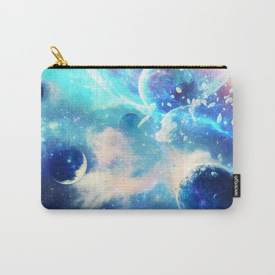 Planets Dimension Carry-All Pouch