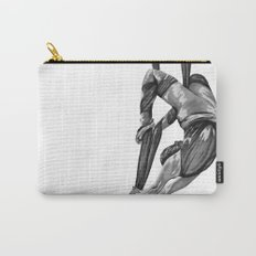 Greyscale bendy wendy Carry-All Pouch