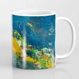 Our Endless Numbered Days - Colorful Abstract Coffee Mug
