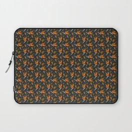 Birds of Paradise (Green) Laptop Sleeve