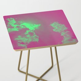 Radiant Clouds Side Table