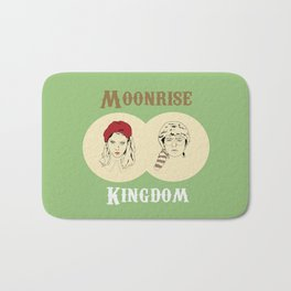 Moonrise Kingdom  Bath Mat