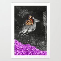 my dear. Art Print