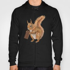 Super squirrel. Hoody