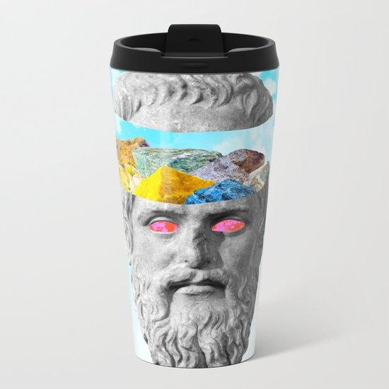 Rocky Intent Metal Travel Mug