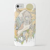 moss iPhone & iPod Cases featuring moss by Cassidy Rae Marietta