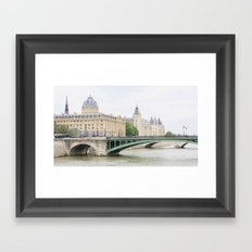 This is Paris Framed Art Print