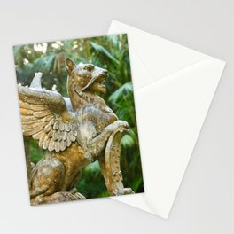Winged lion Stationery Cards