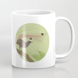 Superb Lyrebird Coffee Mug