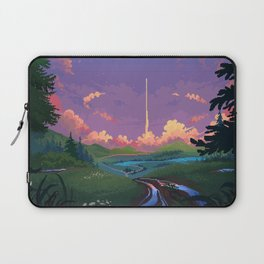 Going Home Laptop Sleeve