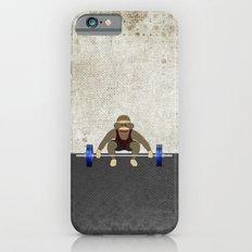 Sock Monkey Bodybuilder iPhone 6s Slim Case