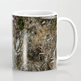 Heather Bell & Wood Fragments Coffee Mug