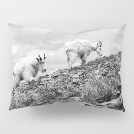 MOUNTAIN GOATS // 4 Pillow Sham