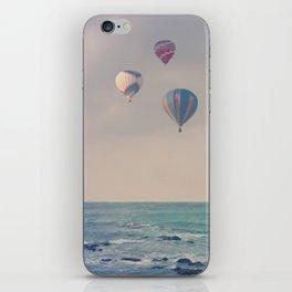 Balloons at Sea iPhone Skin