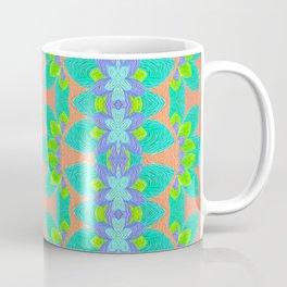 Pretty Pretty Vintage Boujee Boho Embroidery Print Coffee Mug
