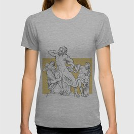 Ancient in new format T-shirt