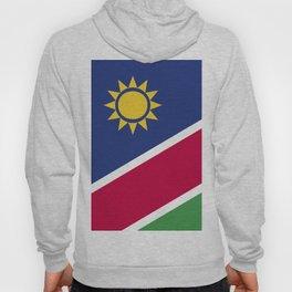 Namibia flag emblem Hoody