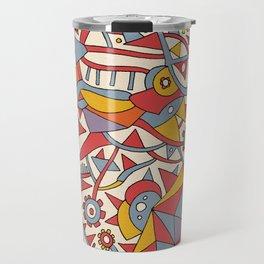 - ethnologic - Travel Mug