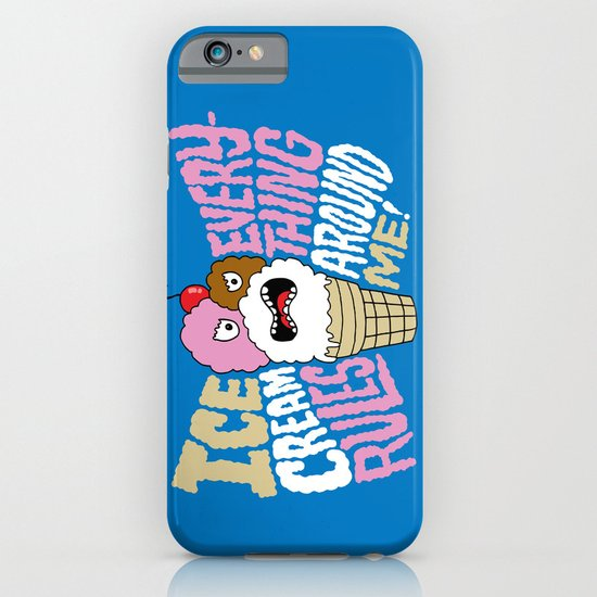 I.C.E.C.R.E.A.M. iPhone & iPod Case