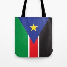 South Sudan Tote Bag