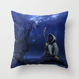 LOOM: Under the Stars Throw Pillow