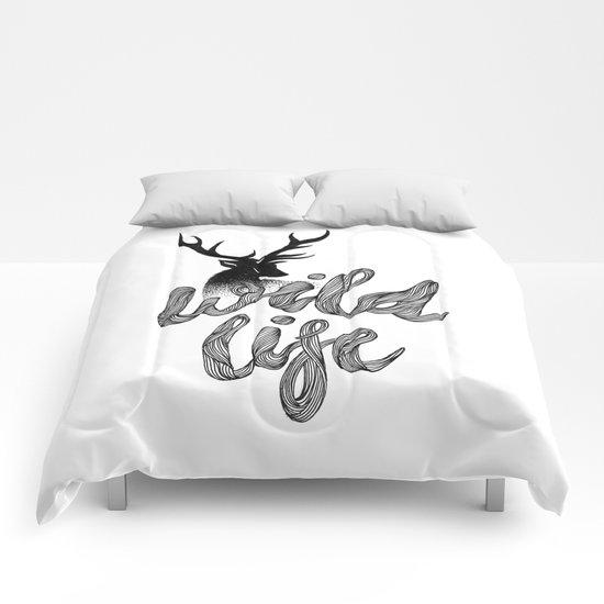 WILD LIFE Comforters