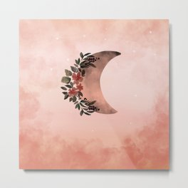 Magic Moon Metal Print