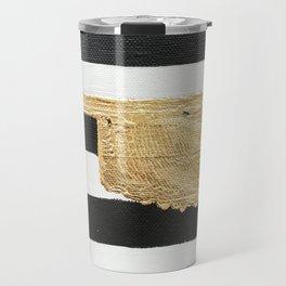 Oklahoma Stripes Travel Mug